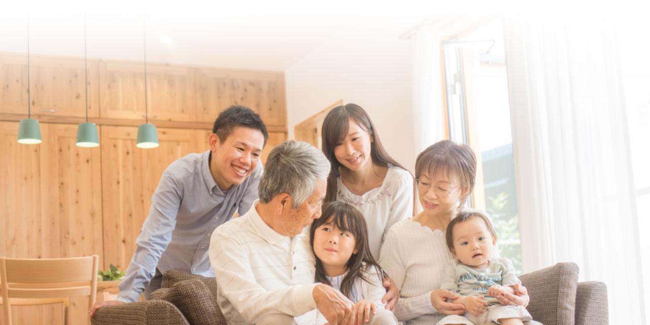 地域密着のマルサイホームはいつまでも続く健康で快適な家づくりを目指しています。そのための、3つのコンセプトとは・・・