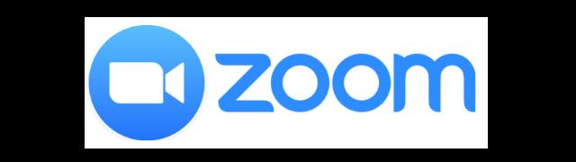 オンラインミーティングアプリ「zoom」ロゴ